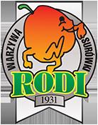 RODI logo